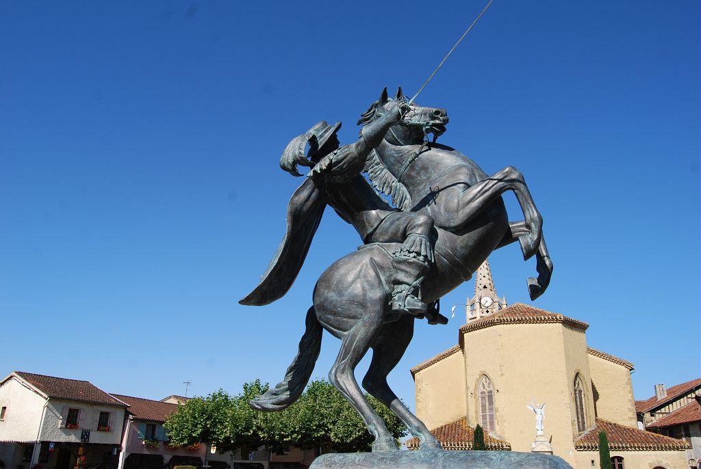 OFFICE DE TOURISME D'ARTAGNAN EN FEZENSAC - LUPIAC
