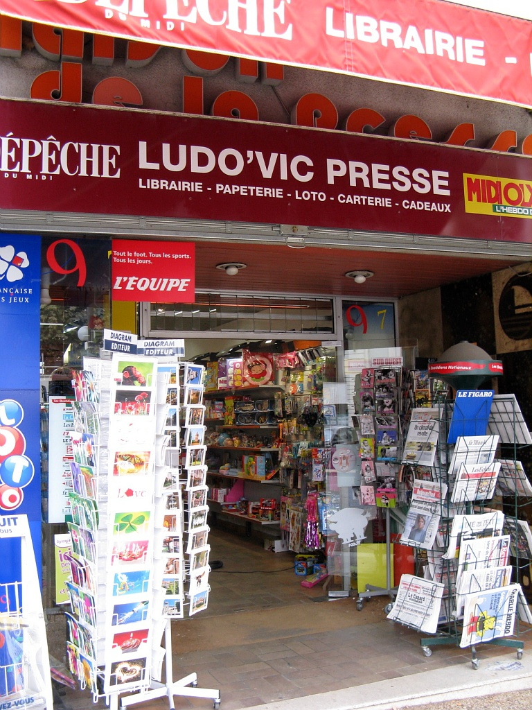 LUDO'VIC PRESSE TABAC