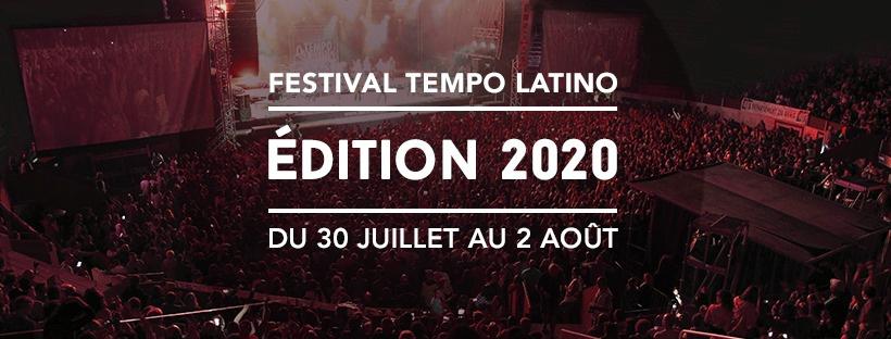 FESTIVAL TEMPO LATINO - RENDEZ-VOUS EN 2021 !