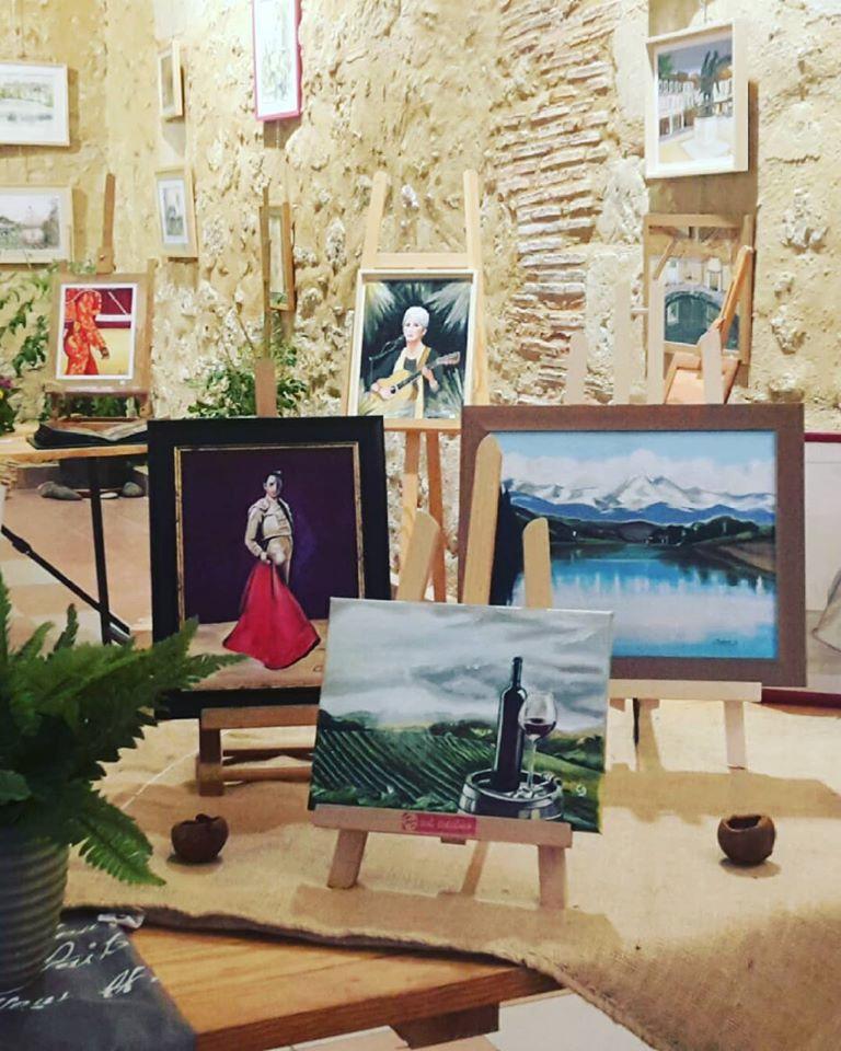 EXPOSITION DE PEINTURE SCULPTURE ET PHOTOGRAPHIE - ARTS PLURIELS