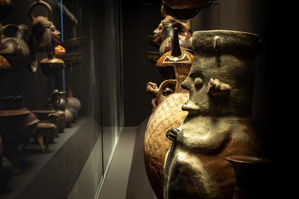MUSÉE DES AMÉRIQUES - AUCH