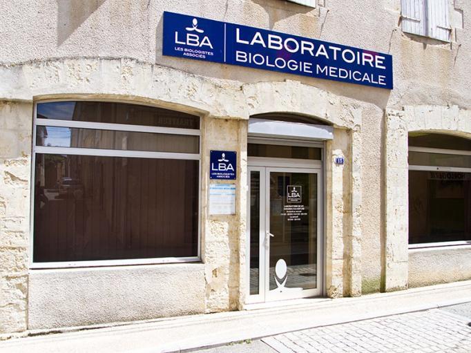 LABORATOIRE D'ANALYSES DE BIOLOGIE MEDICALES L.B.A.