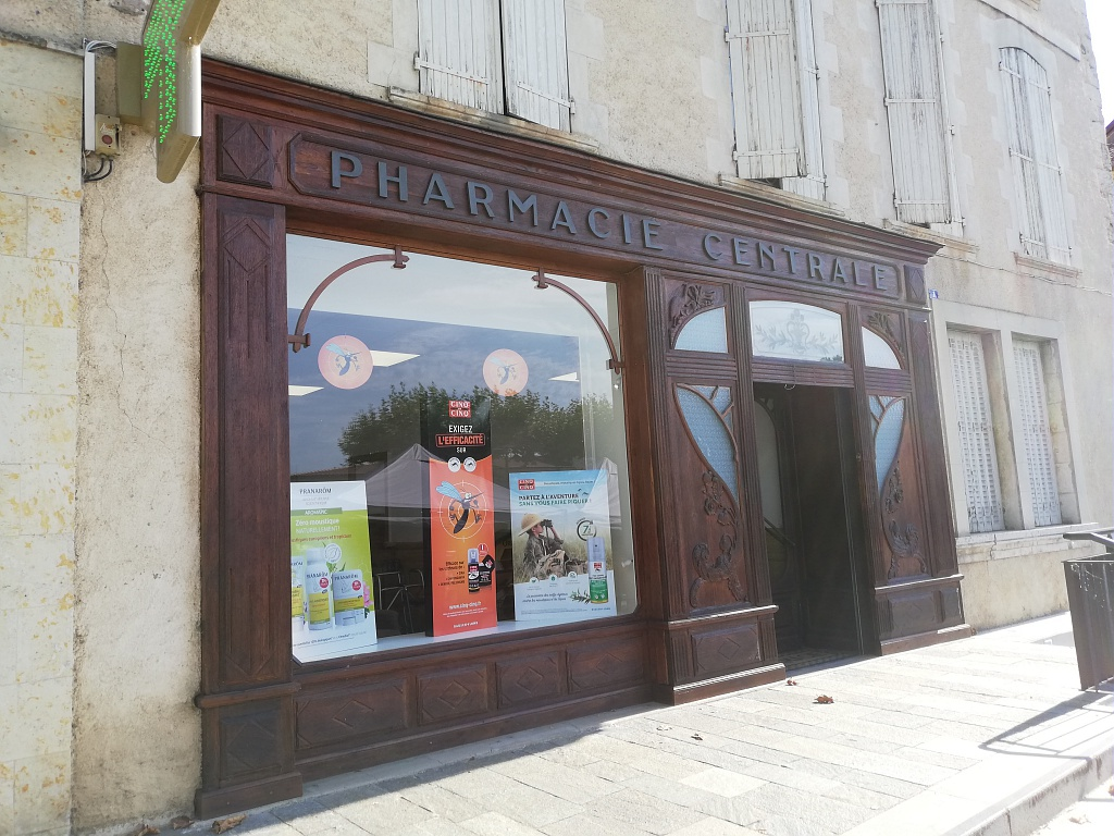 PHARMACIE DU KIOSQUE