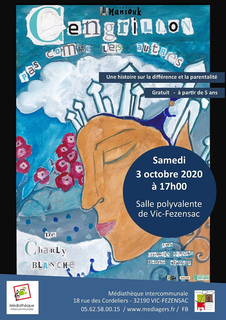 SPECTACLE CENGRILLON