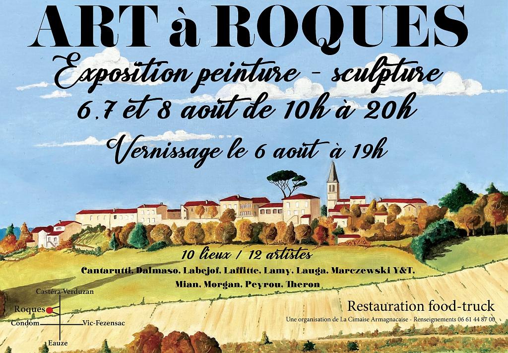 ART À ROQUES