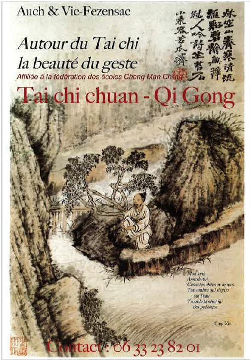 TAI CHI CHUAN - QI GONG